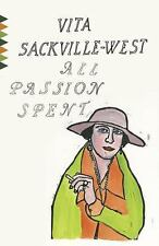 All Passion Spent: By Sackville-West, Vita