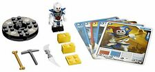 Lego 2116 Ninjago: The Golden Weapons: Spinners: Krazi Minifig + 5 Game Cards
