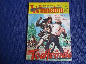 Karl May - Winnetou Band 2 / Original Lehning Verlag (Sigurd Bill Jim)
