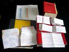 Fahrlehrer BE Ausbildung NOTE 1 Schule,Prüfungsfragen,Berichtsheft,Lehrproben CD