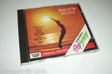 Music on the move CD con Jimmy Cliff-BLUE OYSTER CULT-Beastie Boys-BANGLES