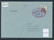 85642) Überlandpost M.-Kempten, BPA München BP ZUG hs.800-2, DS 12.3.66 R!