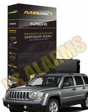 JEEP PATRIOT 2007-2017 PLUG & PLAY REMOTE START USING OEM REMOTE CONTROL EASY