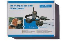 Collier de dressage chien à distance 300m rechargeable et étanche