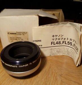 Canon Macro-Photo Coupler FL 55