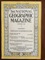 National Geographic Magazine October 1926 Canada,  Riviera,  France