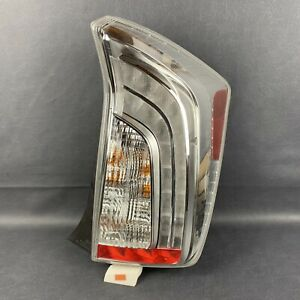 2012-2015 Toyota Prius Plug-In Hybrid Rear Right Passenger Tail Light Lamp OEM