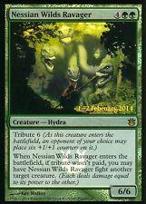 Devastatrice delle terre selvagge nessian foil/- wilds Ravager | nm | Promo | ita
