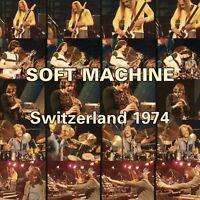 Soft Machine - Switzerland 1974 [New CD]