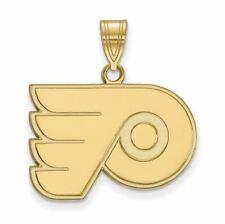 10ky NHL Philadelphia Flyers Medium Pendant