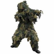 MIL-TEC Tarnanzug Ghillie Suit antifire woodland Größe: M/L Paintball
