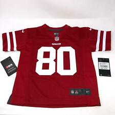 Nike Jerry Rice #80 San Francisco 49ers Limited Jersey Red Youth Boys Small S/4