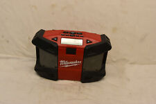 Milwaukee M12 2590-20 12V Radio W/ 48-11-2401 battery