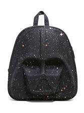 Disney Loungefly Star Wars Darth Vader Galaxy Print Molded Backpack - Nwt