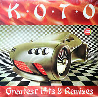 Koto / Koto LP Greatest Hits & Remixes - Germany (M/M - Scellé)
