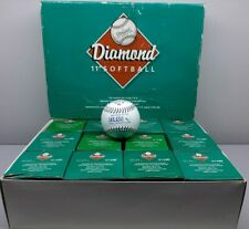 "Dozen Diamond D111-B-Max Nd Poly Graphite Core Max-Range .50-C.O.R. 11"" Softball"