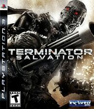 Terminator Salvation - Playstation 3 Game