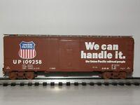 O scale Brass/Wood Built Kit Car Union Pacific 109258 Box Car