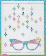 Shades - fun pieced & applique quilt PATTERN - Cherry Blossoms