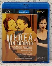 Giovanni Simone MAYR Medea in Corinto (Nationaltheater München) (Blu-ray)