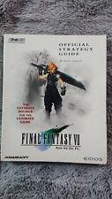 Final Fantays VII 7 Strategy Walkthrough Guide