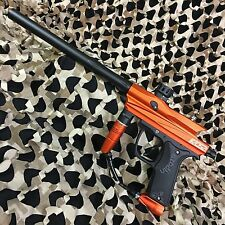 NEW Azodin Kaos 2 Mechanical Semi-Auto .68 Cal Paintball Gun Marker - Orange