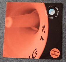 Depeche Mode, strangelove / PIMPF , SP - 45 tours import vinyl rouge