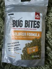 Fluval Bug Bites - Goldfish 100g Slow Sinking Pellets Aquarium Fish Food