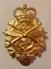 CANADA WW2 ROYAL CANADIAN ARMED FORCES MILITARY BADGE