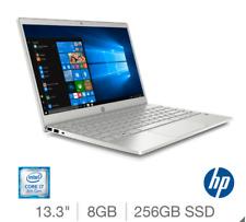"HP Pavilion 13-an0009na, Core i7-8565U Quad, 256GB SSD, 8GB RAM 13.3"" Notebook"