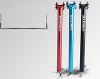 Bicycle Seat Post 27.2/30.9/31.6 x 400mm Alumium Seatpost for MTB Road Bike BMX