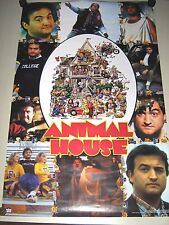 """Animal House """"John Belushi collage"""" - Great Poster / Exc. new cond. / 22 x 34"""""""