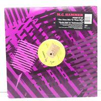 Vinyl LP Record Album MC Hammer Pump it up 1988 Club Mixes NM Record V-15428