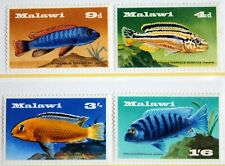Malawi – 1967 – Lake Fish Set – UM (MNH) (R4)