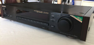 Sony ST-707ES FM STEREO/ FM-AM TUNER