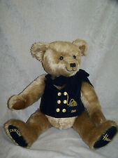 Collectible Harrods Millennium Teddy Bear In Excellent Condition