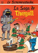 Scrameustache 12. La Saga de Thorgull. GOS. 1983