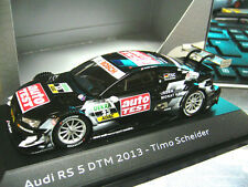 AUDI A5 RS 5 RS5 Coupe V8 DTM 2013 Scheider Auto Test #23  Resin Spark 1:43