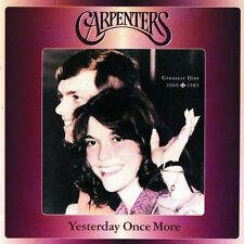 THE CARPENTERS - YESTERDAY ONCE MORE: GREATEST HITS 1969-1983: 2CD SET (1998)