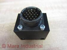 Amphenol PT02A-14-19P Circular Connector PT02A1419P ATI L19-M - Used