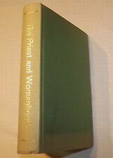 The Priest & Womanhood Mosshamar/Voigt Translation 1964 Mercier Press 1st Ed