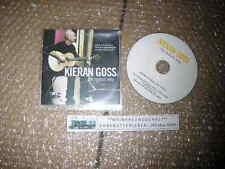 CD Pop Kieran Goss - The Reason Why (1 Song) Promo COG CUMMUNICATION Irish Folk
