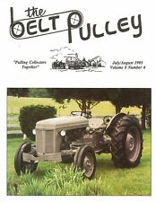 Harry Ferguson Genius, Anthony Wagon & Truck Body Company, Cockshutt 30 tractor