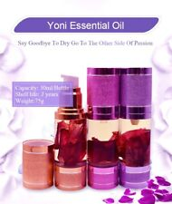 YONI Essential Oil Feminine Hygiene Yoni Wash Vagina Detox Herbs Spa Steam 30ml