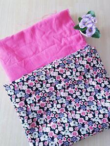 Ladies Unstiched Salwar Kameez fabric linen viscose Floral print