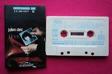 Rare K 7 / Cassette / Julien Clerc - Jaloux