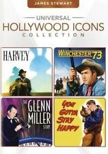 Universal Hollywood Icons Coll James Stewart - 2 Disc Set (2016 DVD New)