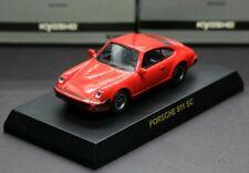 Kyosho 1/64 Porsche Collection 2 Porsche 911 SC 1978 Red