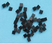 20PCS Heat sink 8.8x8.8x5mm High quality MINI HeatSink Color Black