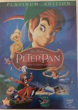 Disneys: Peter Pan DVD (Brand New, Platinum Edition, USPS...